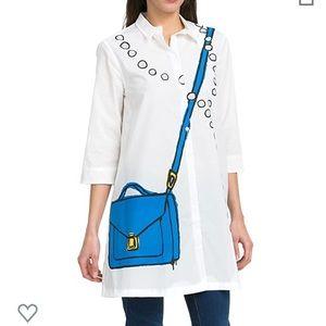 Desigual Cinsal Say Something Nice crossbody dress